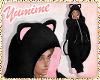 [Y] Hood Onesie ~ Cat