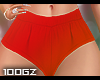 |gz| red shorts