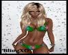 Green Star Bikini