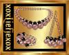 [L] PINK Latex Jewelset