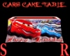 CARS CAKE TABLE