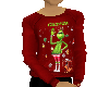 Grinch Red Sweater