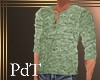 PdT Jade Fleece Henley M