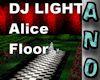 DJ Light Alice Floor Cas
