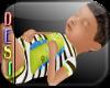 Kymir FURN Dino sleep