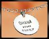(A) Ohana Means Family