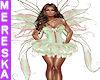 Anais Peach Fairy Wings