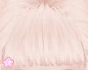 Pink Blond Bangs