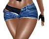Cila Denim Shorts RLS
