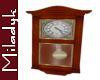 MLK Ani Wall Clock