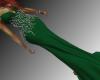 Estera Green Gown
