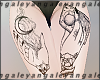 A   RL readings tattoo