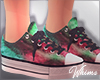 Ride or Dye Sneakers F