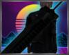 Cyberpunk Buster Sword
