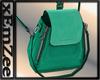 MZ - Suede Bag Teal