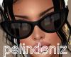 [P] Summer black glasses