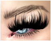 my brows /black