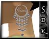 #SDK# Gina Earrings