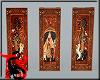 TS Unicorn Tapestry Trio