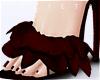 J! Deep red heels