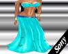 *DS* Dress>Turqoise