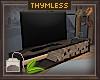 Tv/Fireplace Console