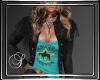 (SL)Cowgirl Black Fringe