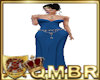 QMBR Gown Simply B-P