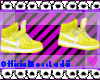 Yellow PolkaDots Dunks