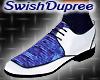 SILKTOP Steppers Blue