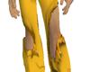 goku ripped pants