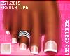 в. Fresh Set French Tip