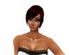 Red Olivia2 Base Hair