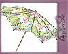 A$.Umbrella beach