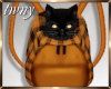 Witch Kitty Back Pack