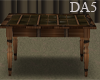 (A) Luxury Dining Table