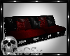 CS Dark Christmas Sofa