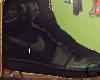 G. Black Jordans