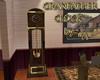 *A* Brown Stylish Clock