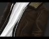 ヨネ. Leather Jacket l