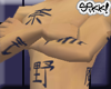 10 Muscled Tattoos v2