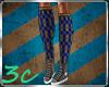 [3c] Ravenclaw Stocking2