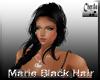 Marie Black Hair