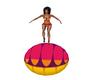 run ballon sea