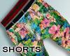 - Shorts, Floral
