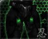 忍 Ninja Cyborg Legs G