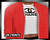 CoCo Jacket Red