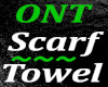 ONT Scarf // Towel