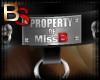 (BS) MissB Collar