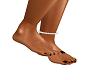 Brown toenails